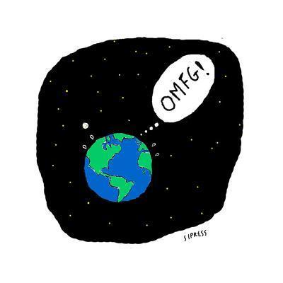 OMFG! - Cartoon