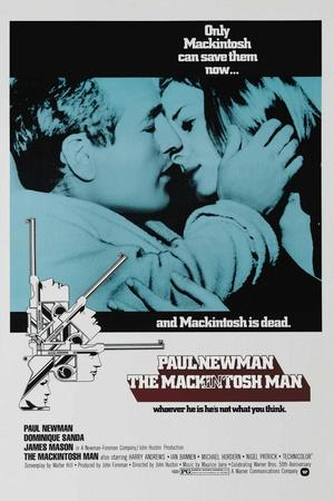 The Mackintosh Man, 1973