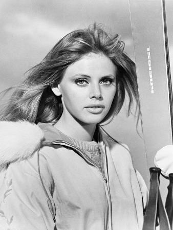 Britt Ekland, the Double Man, 1967