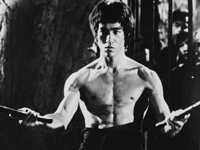 Bruce Lee, Enter the Dragon, 1973
