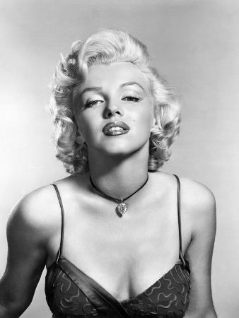 Marilyn Monroe, River of No Return, 1954