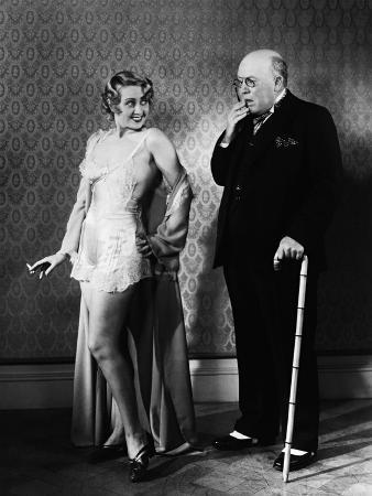 Guy Kibbee, Joan Blondell, Gold Diggers of 1933, 1933