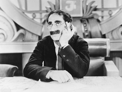 Groucho Marx, Duck Soup, 1933