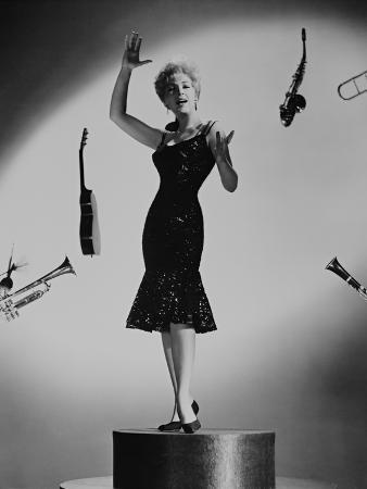 Stella Stevens, Too Late Blues, 1961