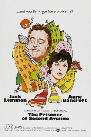 The Prisoner of Second Avenue, 1975