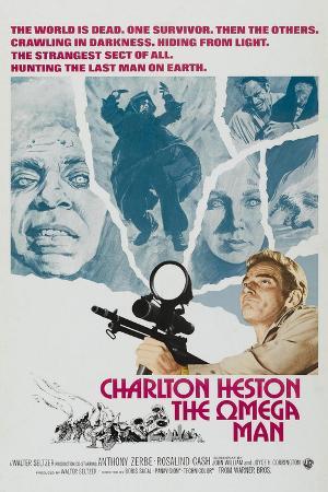 The Omega Man, 1971
