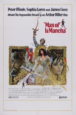 Man of La Mancha, 1972