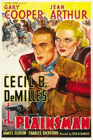 The Plainsman, 1936