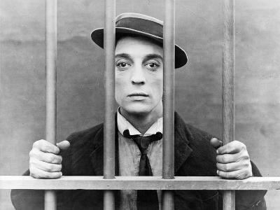 Buster Keaton, the Goat, 1921