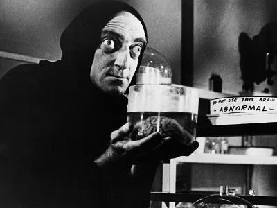 Marty Feldman, Young Frankenstein, 1974