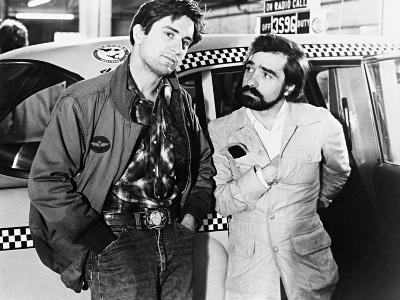 Martin Scorsese, Robert De Niro, Taxi Driver, 1976