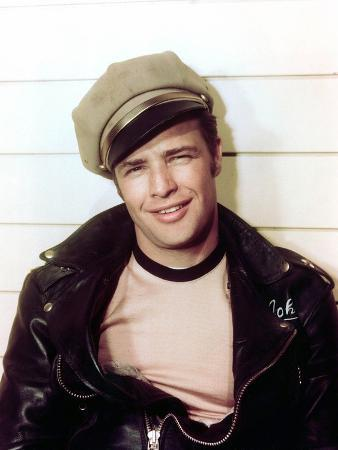 Marlon Brando, the Wild One, 1953