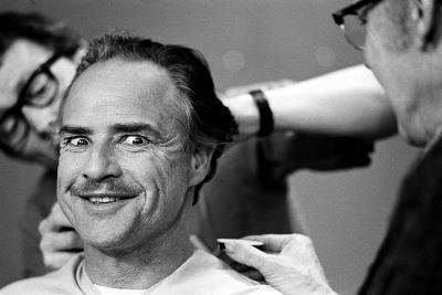 Marlon Brando, the Godfather, 1972