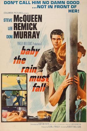 Baby, the Rain Must Fall, 1965