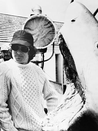 Steven Spielberg, Jaws, 1975