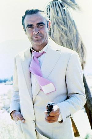 Sean Connery, 007, James Bond: Diamonds are Forever, 1971