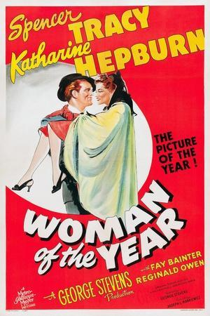 Woman of the Year, 1942