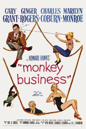 Monkey Business, 1952
