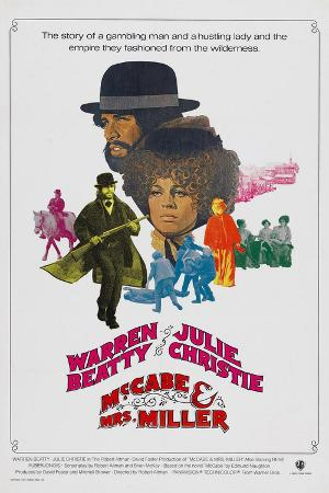 Mccabe and Mrs, Miller, 1971