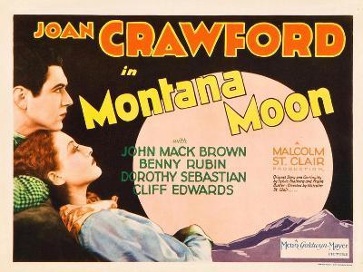 Montana Moon, 1930