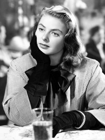 Ingrid Bergman, Notorious, 1946