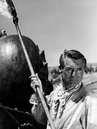 Cary Grant, the Pride and the Passion, 1957