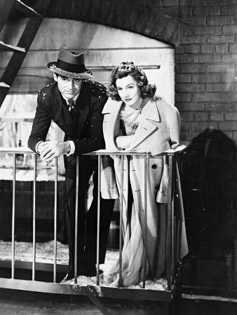 Irene Dunne, Cary Grant, Penny Serenade, 1941