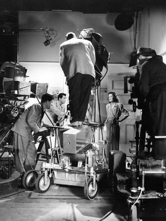 Irene Dunne, George Stevens, Cary Grant, Penny Serenade, 1941