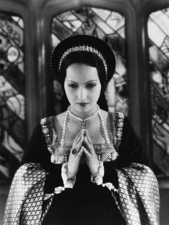 Merle Oberon, the Private Life of Henry VIII, 1933
