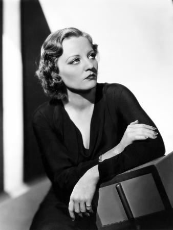 Tallulah Bankhead, My Sin, 1931
