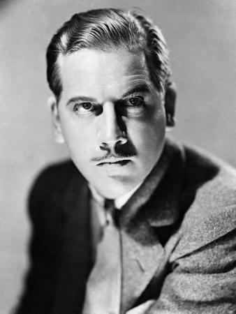 Melvyn Douglas, the Old Dark House, 1932