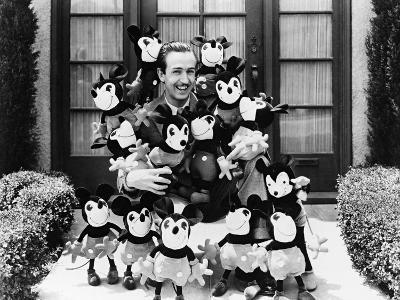 Walt Disney, 1942
