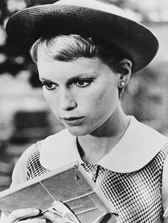 Mia Farrow, Rosemarys Baby, 1968
