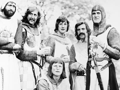 Terry Jones, Monty Python and the Holy Grail, 1975