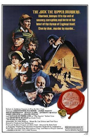 Murder by Decree, 1979