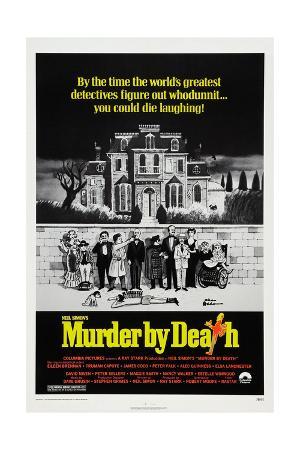 Murder by Death, 1976