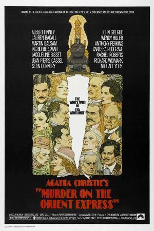Murder on the Orient Express, 1974