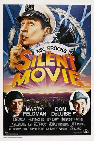 Silent Movie, 1976