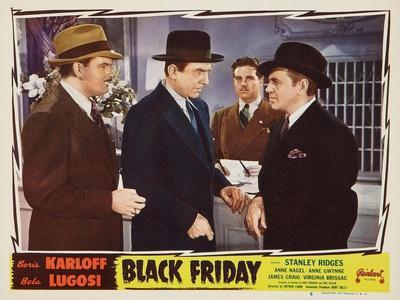 Bela Lugosi, Black Friday, 1940