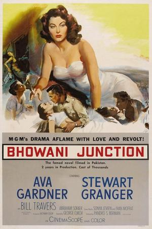 Bhowani Junction, 1956