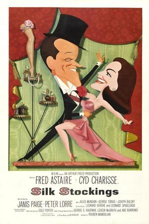 Silk Stockings, 1927