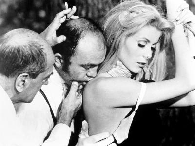 Catherine Deneuve, Luis Buñuel, Belle De Jour, 1967
