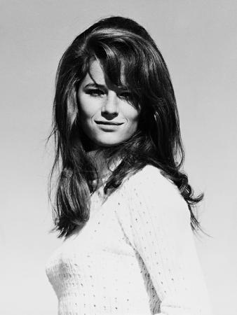 Charlotte Rampling, the Long Duel, 1967