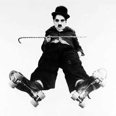 Charlie Chaplin, the Rink, 1916