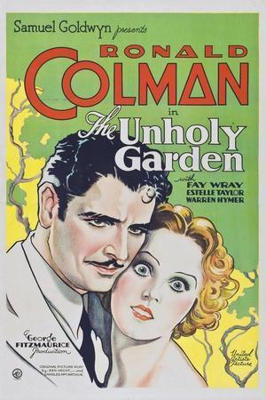 The Unholy Garden, 1931