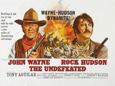 The Undefeated, 1969