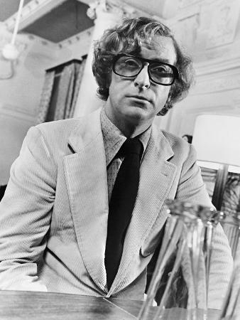 Michael Caine, Pulp, 1972