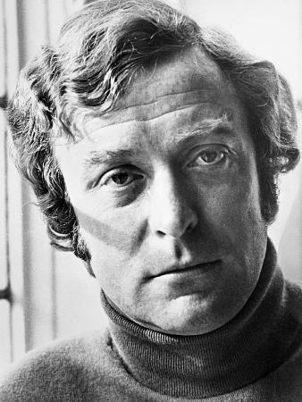Michael Caine, the Romantic Englishwoman, 1975