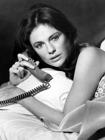 Jacqueline Bisset, St, Ives, 1976