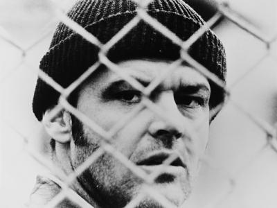 Jack Nicholson, One Flew over the Cuckoos Nest, 1975